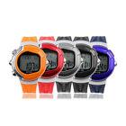 Pulse Heart Rate Monitor Calories Counter Fitness Sport Wrist Watch Waterproof~@