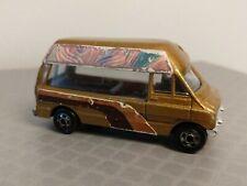 Vintage 1970s Zylmex Wheaties Brown Custom Van P342