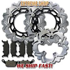 Yamaha FR+R Brake Rotor + Pads XJ6 Diversion 600 N/S (2009-2013) F (2010-2013)