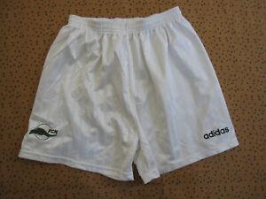 Short Adidas Fc Nantes Blanc Vintage 90'S Ancien Homme Football - 46 / M