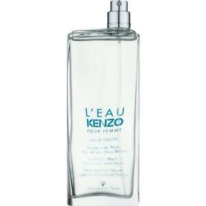 L'Eau Kenzo Pour Femme Eau de Toilette 100ml Perfume Spray PLS READ FREE P&P