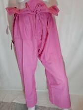 Islamic THAILAND MASSAGE Pants PINK FISHERMAN Trousers WRAP PIRATE HIPPIE GYPSY