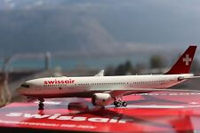"Swissair A330-200 (HB-IQN) ""Genève"", 1:200, Phoenix! Only for Switzerland"