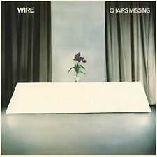 WIRE - CHAIRS MISSING   VINYL LP NEW!