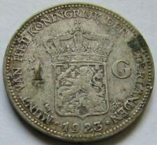 Pays-Bas - 1 gulden 1923 en argent