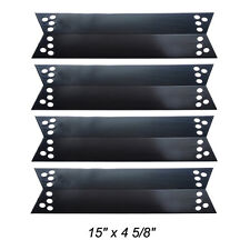 Kenmore Gas Barbecue Grill Replacement Porcelain Steel Heat Plate SPX681- 4pack