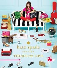 KATE SPADE NEW YORK - NEW HARDCOVER BOOK