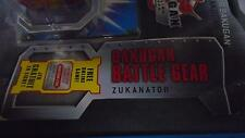 bakugan battle gear zukanator gear toy color red