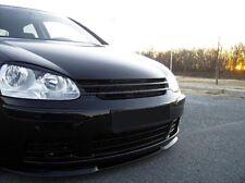 VW Golf MK5 5 V TDI Badgeless Debadged Sport Front Grill Black w/o Emblem 03-08