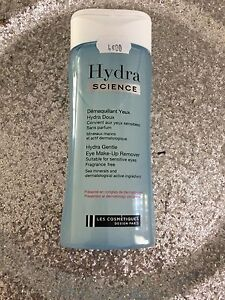 HYDRA SCIENCE Makeup Remover Eyes Hydra Soft Eyes Sensitive Without Perfume