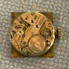 Helbros 180 17j Wristwatch - Watchmaker Repair Parts