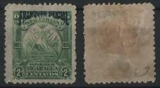 *NICARAGUA*     Franqueo Official,   1895,   2c,   MH/OG