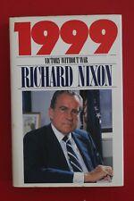 1999 - VICTORY WITHOUT WAR by Richard Nixon - 1st UK Ed. (Hardcover/DJ, 1988)