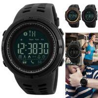 SKMEI Fashion Mens Smart Watch Digital Sports Wrist Watch Waterproof