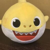 WowWee Pinkfong~Baby Shark~Official Dancing Singing Music Yellow Plush Doll Toy
