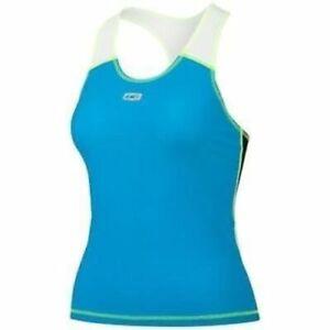 Louis Garneau Comp Tank Top - Women's Turquoise, S