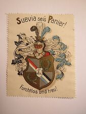 Breslau - Turnerschaft Suevia - Wappen - Marke / Studentika