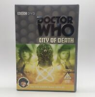 Doctor Who City Of Death The TOM BAKER Years 1974-81 (DVD, 2005)