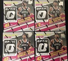 2020 Donruss Optic (4 Mega Box) Random Team Break #1 - Pink Hyper Zion? Ja?
