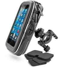 Support smartphone GPS Moto scooter house téléphone étanche waterproof guidon