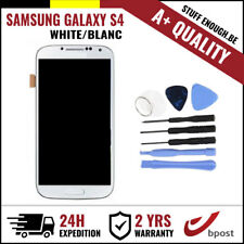 A+ LCD TOUCH SCREEN/SCHERM/ÉCRAN WHITE + TOOLS FOR SAMSUNG GALAXY S4 I9500