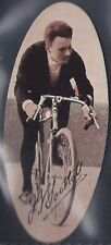 CARRERAS-POPULAR PERSONALITIES (OVAL)-#60- CYCLING - FRANK SOUTHALL