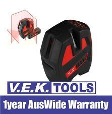 TUF Red Multi CrosSLiner Line Laser Level-Valued@$399-1Yr Auswide Warranty-PLS