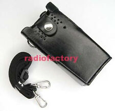 SC4R  Leather Case for MOTO GP-328 GP-340 SC4R