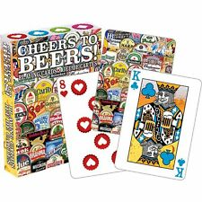 Cheers To Beers playing cards brand new sealed