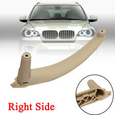 1PCS Right Inner Door Panel Handle Pull Trim Cover Beige BMW E70 X5/ E71/E72 X6