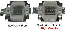 4 PEZZI RGB LED Big Chip 3x3w (10w) Rosso Verde Blu Modulo