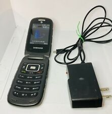 New listing Samsung Rugby Iii 3 Sgh-A997 - Black (At&T/Gsm Unlocked) Cellular Flip Phone