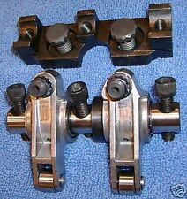 SHAFT MOUNT STAINLESS ROLLER ROCKERS SB CHEVY 1.5 OR 1.6