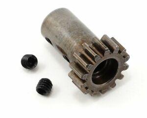 Tekno 5mm Bore Hardened Steel Long Shank Mod 1 Pinion Gear (14T) #TKR4154