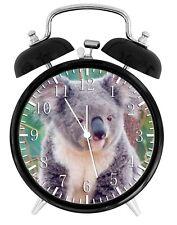 Ours Koala Alarme Horloge de Bureau 9.5cm Maison ou Décoration Y85 Nice pour