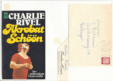 Charlie Rivel Original Signiert Clown + G 5424