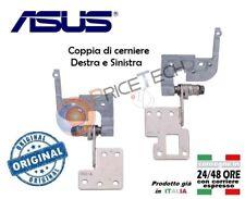 Cerniere coppia Hinges per ASUS X52J K52F A52J X52 X52JB K52N A52JK A52JB Series