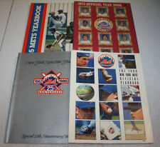 New York Mets Program and Yearbook | You Pick