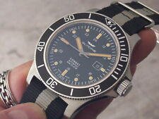 GLYCINE COMBAT SUB 20 ATM AUTOMATIC GL0097, SWISS MADE, 48 MM, EXTRA BRACELET