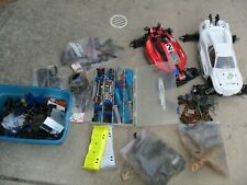 Kyosho 1/8 Scale Nitro Truggy, Buggy Roller Parts Lot