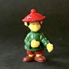 Figurine BD Lucky Luke  Le Chinois Comansi  Vintage