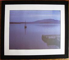 JOHN LEWIS 84CM X 63CM MOUILLAGE DE CRINAN BY PHILIP PLISSON PICTURE AND FRAME