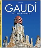 Gaudi. The Complete Buildings by Rainer Zerbst Hardback Book The Fast Free