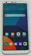 Unlocked LG G6 LTE 32GB H871 AT&T GSM Ice Platinum Phone (Read Description)