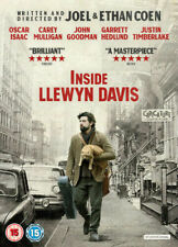 Inside Llewyn Davis DVD (2014) Oscar Isaac, Coen (DIR) cert 15