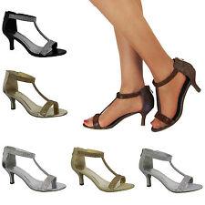 Kitten Standard Width (B) Synthetic Shoes for Women