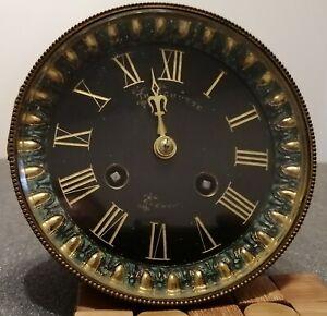 Schönes altes Uhrwerk von TH. Schütte in Bremen