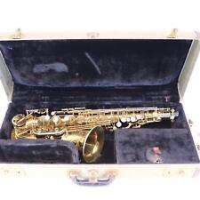 Selmer Super Balanced Action Alto Saxophone SN 41888 ORIGINAL LACQUER OVERHAULED