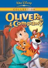 Oliver & Company - DVD LIKE NEW REGION 4 FREE POST AUS DISNEY