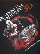 """Resident Evil Afterlife 3D"" T-Shirt – Movie Film Crew Item (L)"
